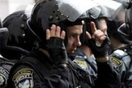Clashes break out in Maidan Nezalezhnosti