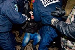 Criminal proceedings opened over Berkut officers' abuse of power