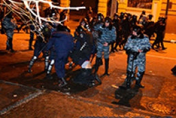 More than hundred protesters stay in Kyiv hospitals