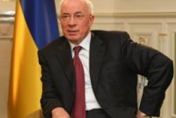 Destabilization of political situation affects economy, Azarov says