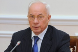 Azarov: Elections should decide on regime change