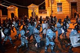 Three criminal cases opened over Berkut's abuse of power