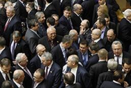 Opposition blocks Parliament