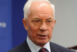 Azarov: Ukraine, Russia set to eliminate contradictions in gas sector