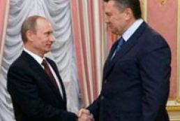 Yanukovych not sign any documents with Putin