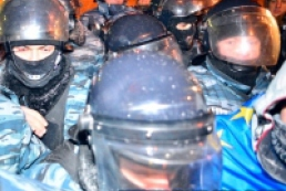 Interior Ministry: Tear gas, other non-lethal weapons not used against protesters