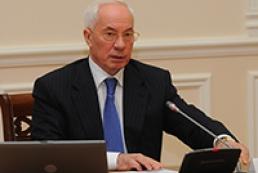 Azarov: Rallies reduce Ukraine's chances to host Winter Olympics-2022