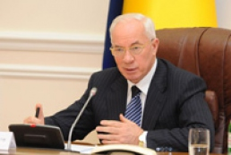Azarov instructs to ensure timely payment of social benefits