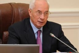 Azarov hopes Parliament will work next week