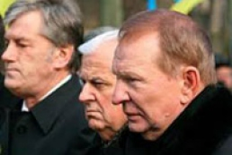 Former Ukrainian presidents discuss ways out of crisis