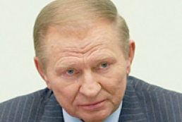 Kuchma: Each party must make advances