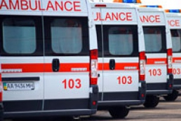 Ukrainian regions get new ambulances