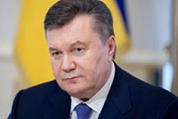 All Ukrainian presidents pray at St. Volodymyr Hill in Kyiv