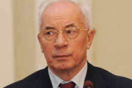 Azarov to attend meeting of Supreme Eurasian Economic Council