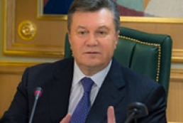 President: Ukraine's modernization to continue in 2014