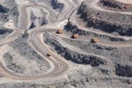 Titanium ore exports increased
