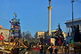 Reality outside Maidan: Is all quiet on the front or has life stopped?