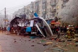 Ten killed in second blast in Volgograd