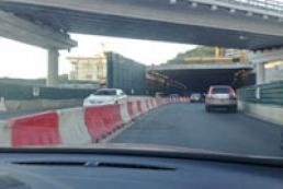 Second tunnel opened in Poshtova Square