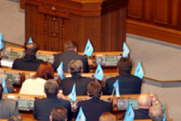 Party of Regions believes Svoboda's torch marches are attempts to hide their deeds