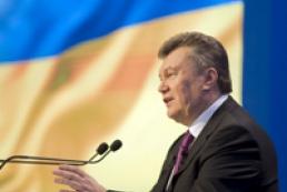 President congratulates Cherkasy region residents