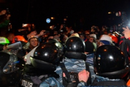 Kyiv prosecutor opens criminal case on abuse of power by Berkut police in recent clashes