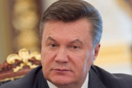 Yanukovych: People should have right to pray wherever they want