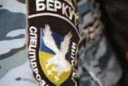 Interior Ministry arranges Berkut special forces activity