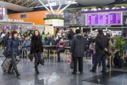 Passenger traffic through Ukrainian airports grows
