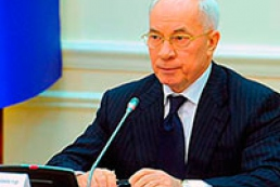 Azarov requires thorough investigation in Hrushevsky Street events