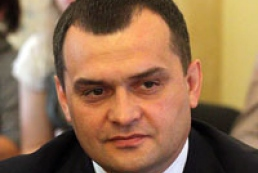 Zaharchenko absent at Cabinet of Ministers meeting