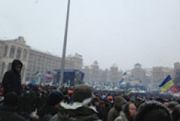 Maidan security strengthened