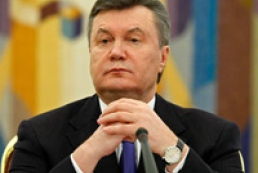Yanukovych assures Barosso in his intention to peacefully settle situation in Ukraine