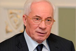 Azarov: My resignation, invalidation of Jan 16 laws create basis for a compromise