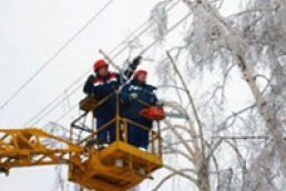 More than 500 Ukrainian settlements left without electricity