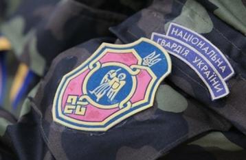 Полк Нацгвардии не удержал позиции в Луганске