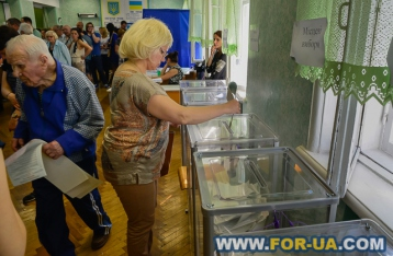 Знойные выборы: Как Украина голосовала за президента