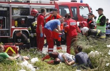 У Польщі внаслідок ДТП загинуло семеро українців, троє поранені