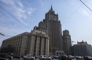 В Москве возмущены решением Украины перекрыть границу с РФ