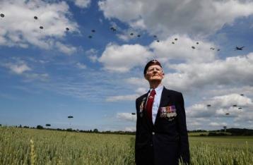 Нормандия отмечает годовщину высадки союзников