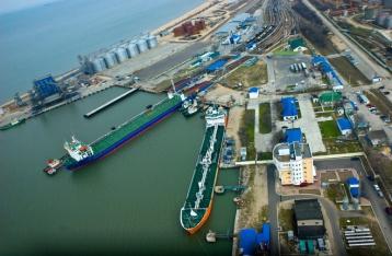 Україна має намір закрити всі порти у Криму