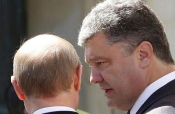 Порошенко и Путин хотят прекращения кровопролития в Украине