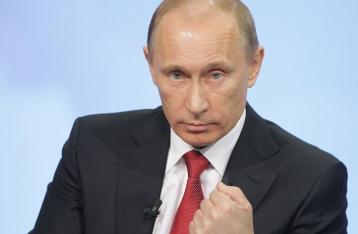 Путин приказал усилить охрану границ с Украиной и исключить незаконные переходы