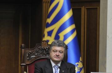 Порошенко намерен в течение недели прекратить огонь на востоке Украины