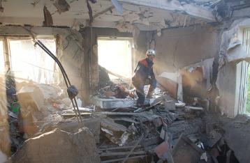 В Николаеве в пятиэтажке произошел взрыв