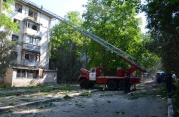 В Николаеве под завалами дома нашли тело женщины