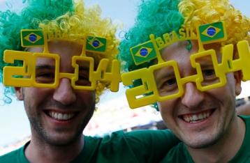 В Бразилии стартовал чемпионат мира по футболу