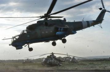 Минобороны: Военные уничтожили в боях возле границы по два танка, БТР и КамАЗ