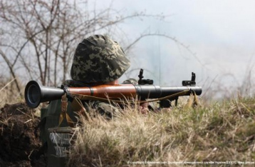 У Донецькій області внаслідок обстрілу блокпоста АТО поранено 31 військового