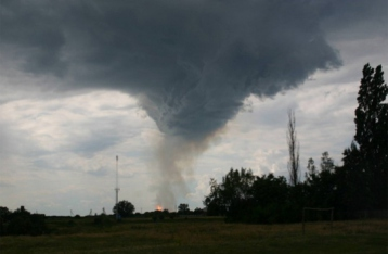 ДСНС: Розгерметизація стала причиною вибуху на газопроводі «Уренгой-Помари-Ужгород»